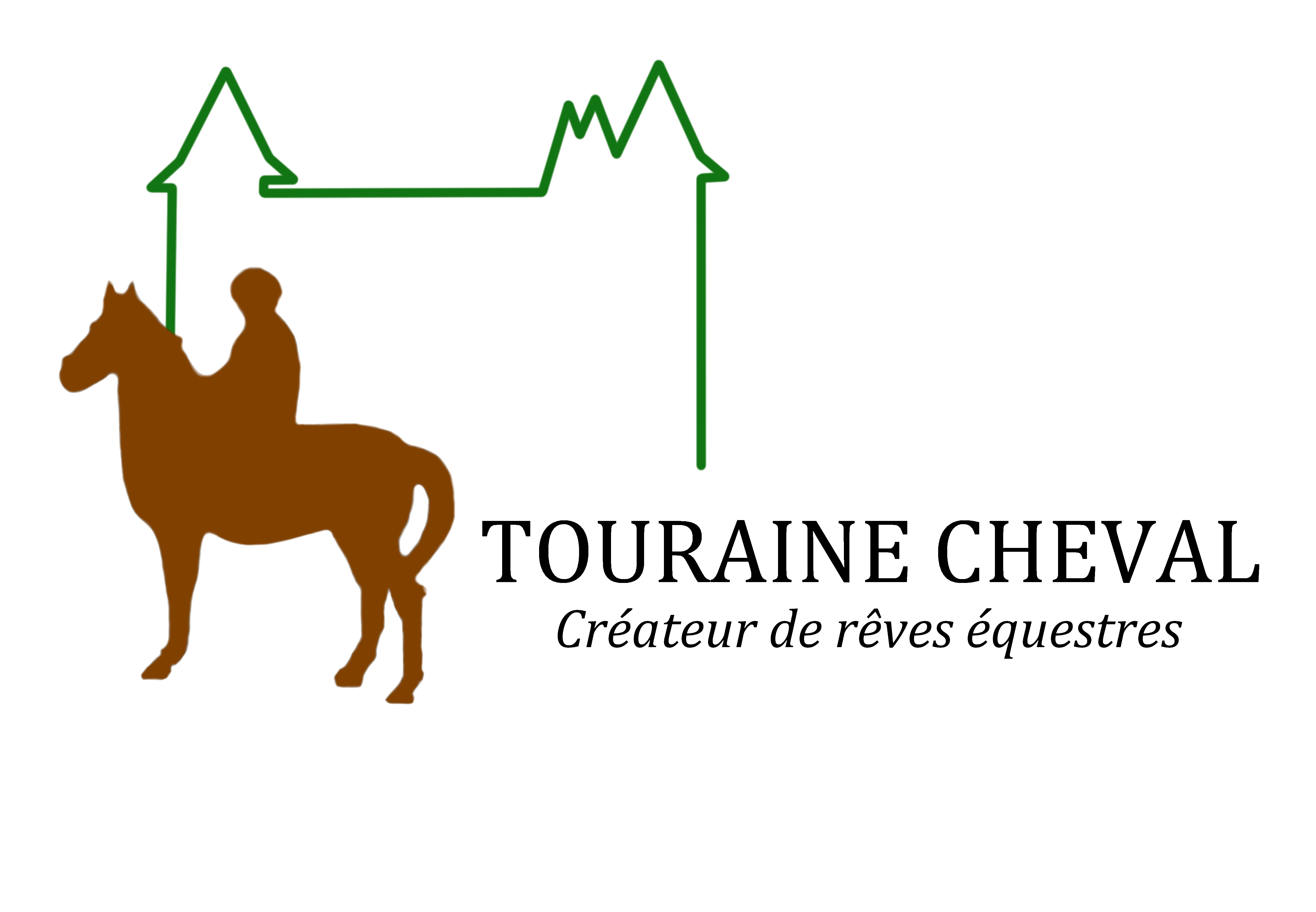 Touraine Cheval Logo