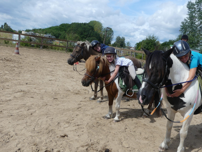cours d'équitation touraine cheval enfant