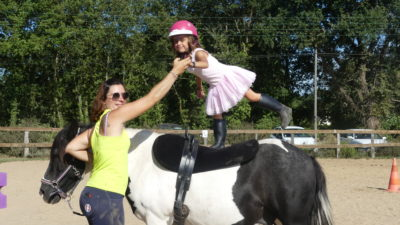 stages enfants touraine cheval